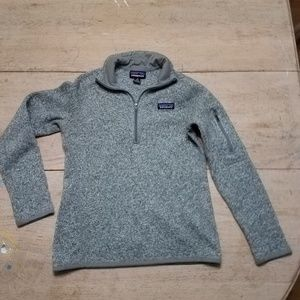 Patagonia Women's Better Sweater® Quarter Zip